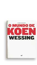 Book about the renown Dutch photographer Koen Wessing, for the Portuguese Centre of Photography