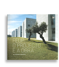 Architecture book about the design and building of the University of Porto Faculty of Engineering.