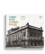 Book about the architectural history of the S. Joaõ National Theatre in Porto