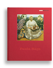 Catalogue to accompany the <br>Serralves Museum exhibition <br> about the renown Portuguese <br> painter Paula Rego