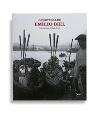 Book to accompany the exhibition 'O Portugal de Emílio Biel' (The Portugal of Emílio Biel).